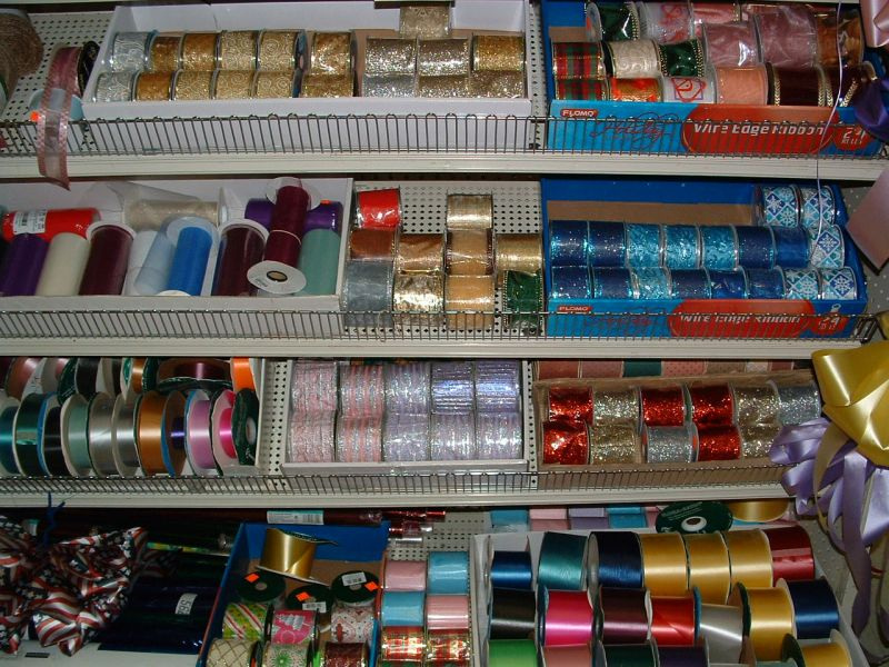 check out our craft ribbon